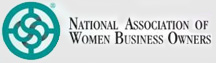 national association of women business owners badge